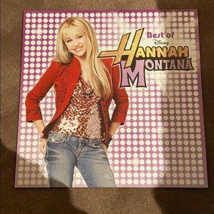 Hannah Montana vinyl